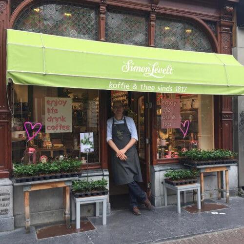 Marcel van Hooijdonk | Kom naar Simon Lévelt voor de lekkerste koffie en thee